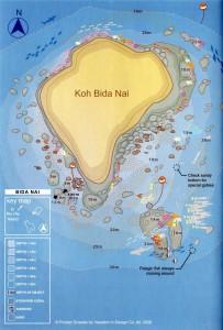 Phi Phi - Koh Bida Nai