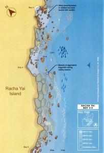 Racha Yai - Bay 3-5